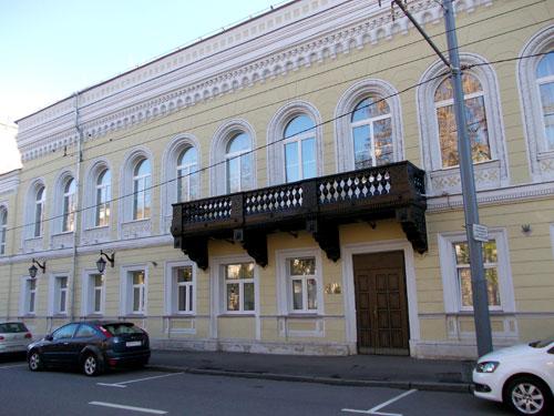 Гоголевский бульвар, дом 14 в Москве