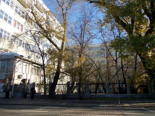 Гоголевский бульвар, дом 8 в Москве