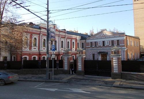 Гоголевский бульвар, дом 5 в Москве