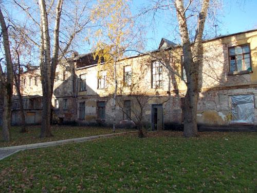 Городская усадьба Ренкевичей на Волхонке