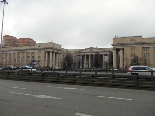 Ленинградский проспект, дом 64. МАДИ