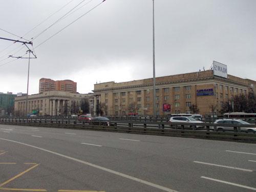 Московский автомобильно-дорожный университет