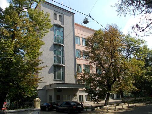Потаповский переулок, дом 3 в Москве
