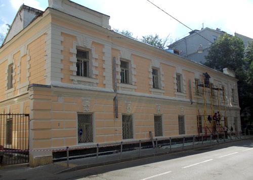 Потаповский переулок, дом 7 в Москве