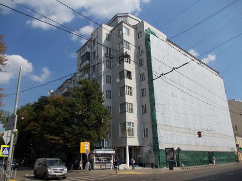 Улица Покровка, дом 7 в Москве