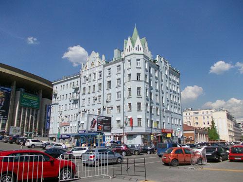 Улица Щепкина, дом 47 в Москве
