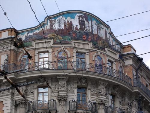 Тверская, 1 - Моховая, 15 в Москве