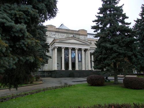 Улица Волхонка, дом 12 в Москве