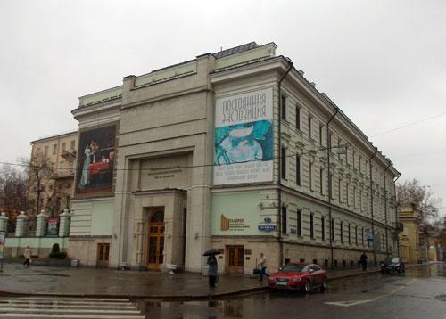 Галерея искусства стран Европы и Америки в Москве
