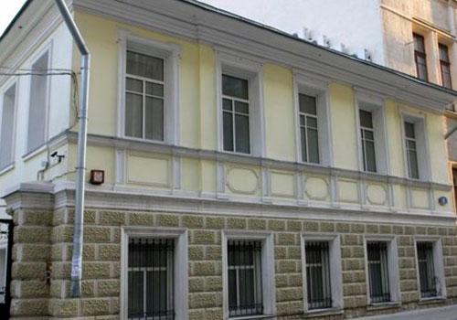 Бобров переулок, 4 - Владение Скворцова-Ускова