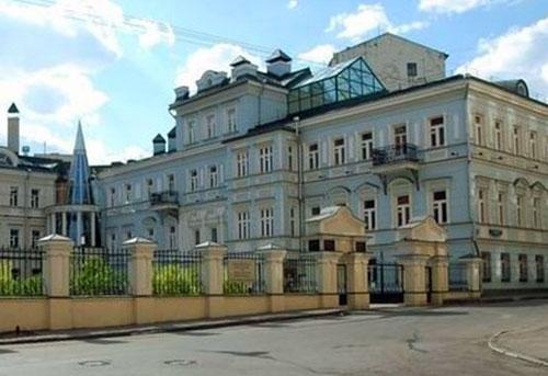Бобров переулок, 6 в Москве