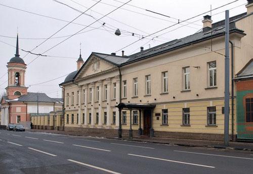 Улица Большая Ордынка, 41 в Москве