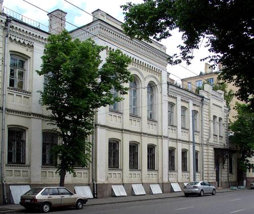 Улица Большая Ордынка, 47 - Александро-Мариинское училище в Москве