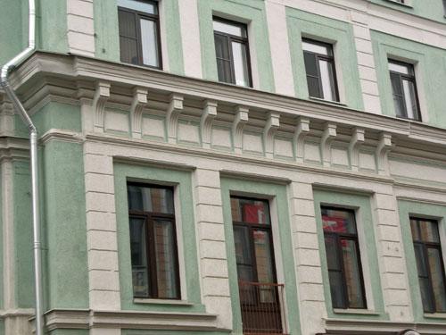 Доходный дом Фишер-Михайлова на Большой Дмитровке