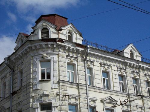 Девяткин переулок, дом 7 в Москве