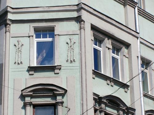 Доходный дом Боброва на Покровке