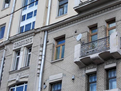 Доходный дом Слудских на улице Покровке