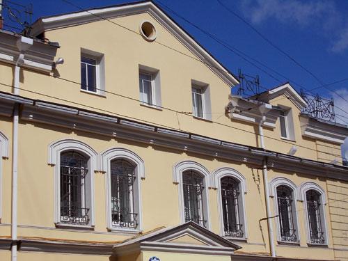 Дом Мартова - Международный банк Азербайджана