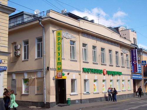 Дом купцов Соболевых на Покровке