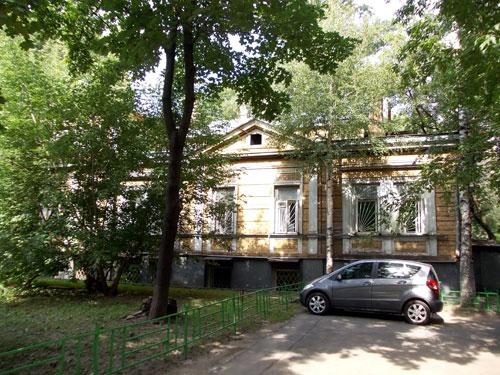 Гусятников переулок, дом 7 в Москве