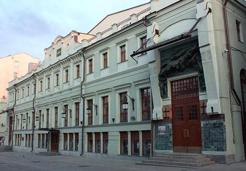 Камергерский переулок, 3 в Москве