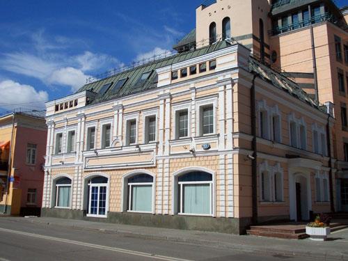 Здание бывшей музыкальной школы имени Игумнова