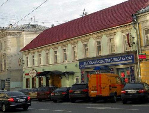 Улица Покровка, дом 32 в Москве