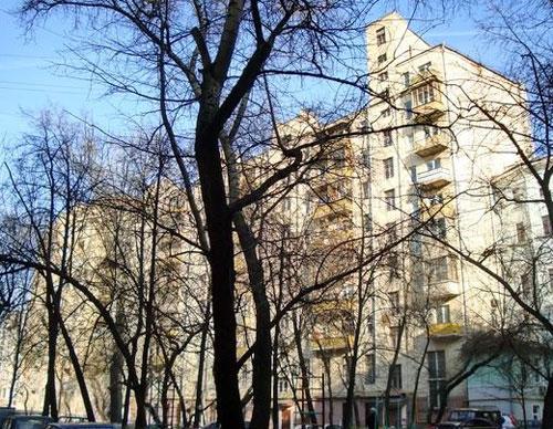 Улица Покровка, дом 37 в Москве