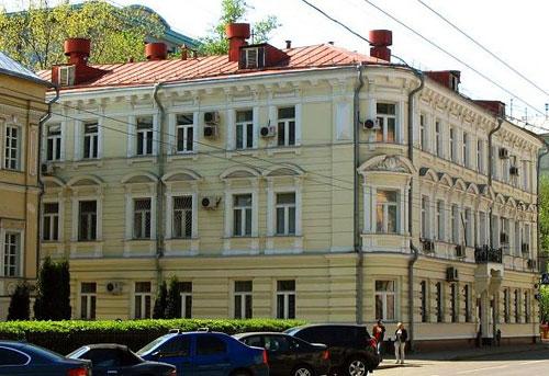 Улица Покровка, дом 42 в Москве