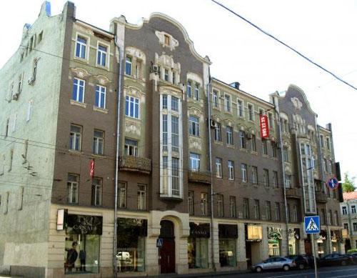 Улица Покровка, дом 44 в Москве