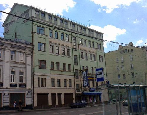Улица Покровка, дом 48 в Москве