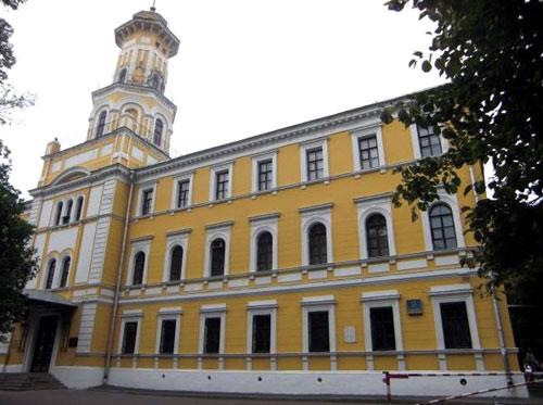 Улица Селезневская, 11 в Москве - Сущевская полицейская часть