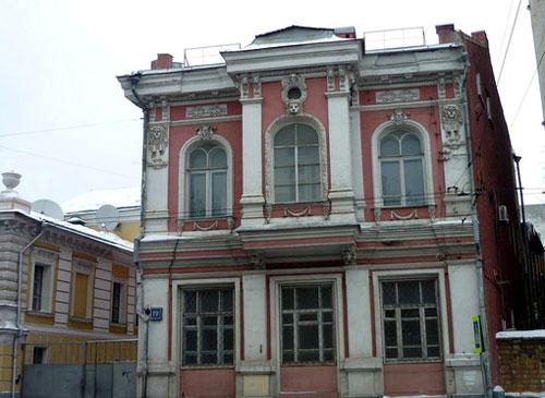 Улица Старая Басманная, до 19 в Москве