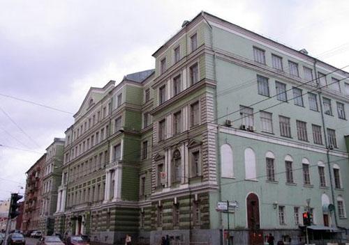 Улица Старая Басманная, 21 в Москве - Усадьба Демидова-Куракина
