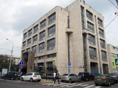 Тверской бульвар, дом 2 в Москве