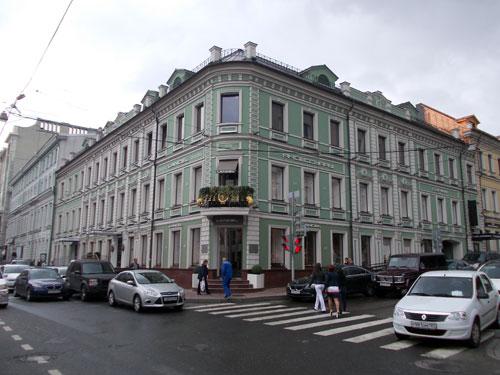 Улица Большая Дмитровка, дом 13 в Москве