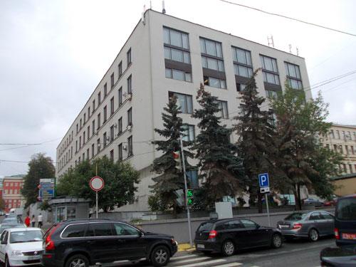 Улица Большая Дмитровка, дом 15 в Москве