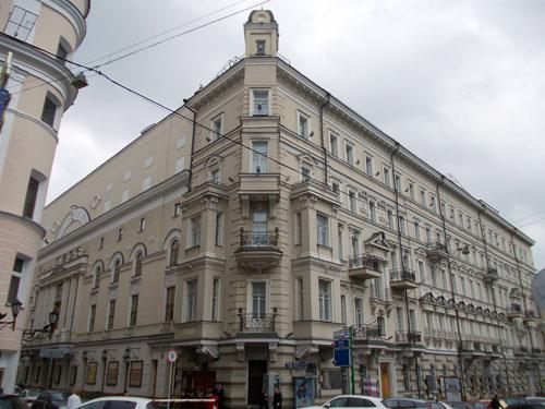 Улица Большая Дмитровка, дом 4/2 в Москве
