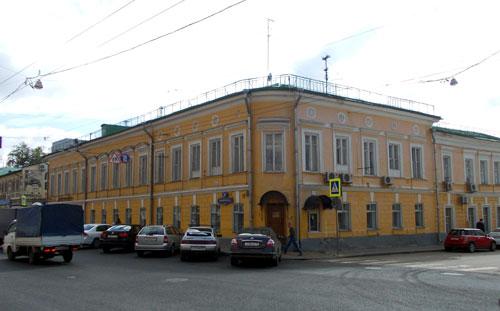 Улица Покровка, дом 10 в Москве