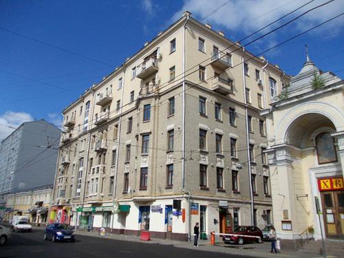 Улица Покровка, дом 11 в Москве