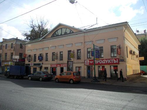 Улица Покровка, дом 12 в Москве