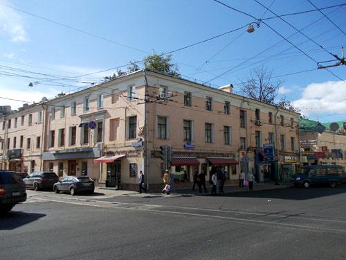 Улица Покровка, дом 2 в Москве