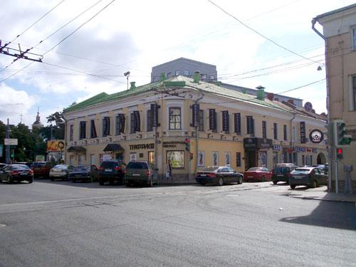 Улица Покровка, дом 16 в Москве