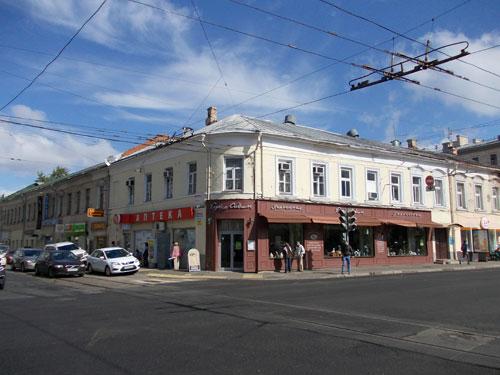 Улица Покровка, дом 17 в Москве