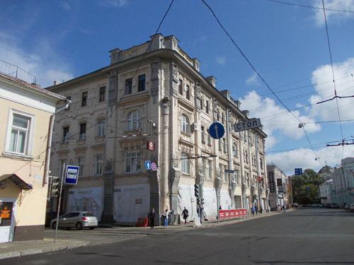 Улица Покровка, дом 19 в Москве