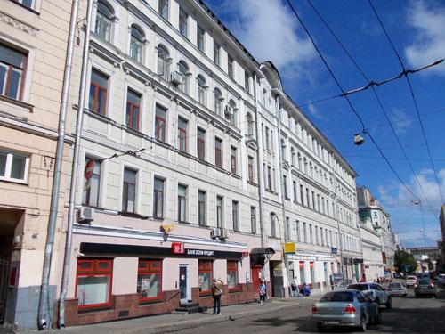 Улица Покровка, дом 31 в Москве