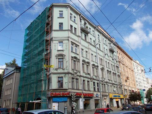 Улица Покровка, дом 35 в Москве