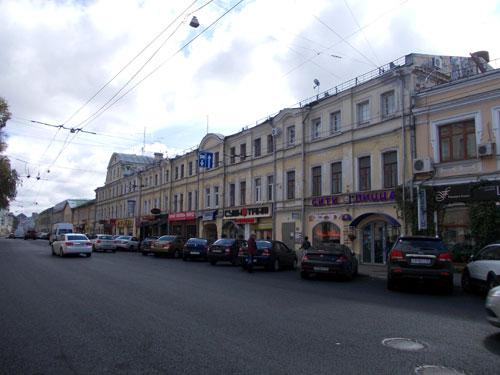 Улица Покровка, дом 4 в Москве