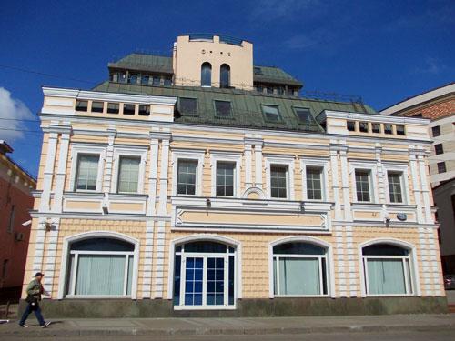 Улица Покровка, дом 45 в Москве