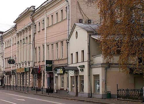 Улица Покровка, дом 5 в Москве